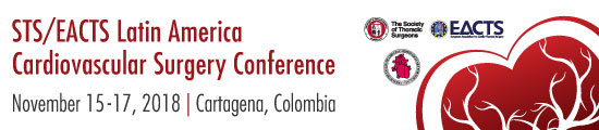 STS/EACTS Latin America Cardiovascular Surgery Conference